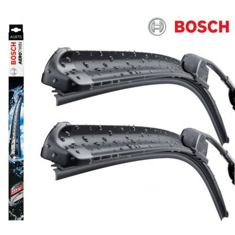 Υαλοκαθαριστήρες Αυτοκινήτου Bosch Aerotwin A187S