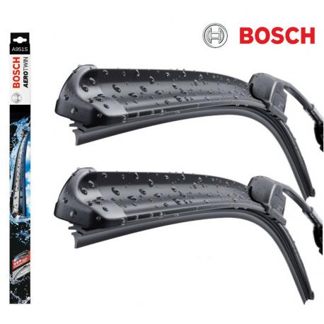 Υαλοκαθαριστήρες Αυτοκινήτου Bosch Aerotwin A951S