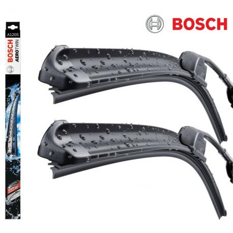 Υαλοκαθαριστήρες Αυτοκινήτου Bosch Aerotwin A120S