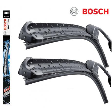 Υαλοκαθαριστήρες Αυτοκινήτου Bosch Aerotwin A452S