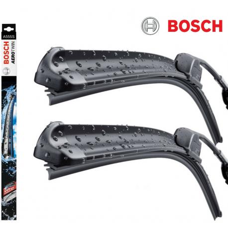 Υαλοκαθαριστήρες Αυτοκινήτου Bosch Aerotwin A555S