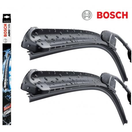 Υαλοκαθαριστήρες Αυτοκινήτου Bosch Aerotwin A432S