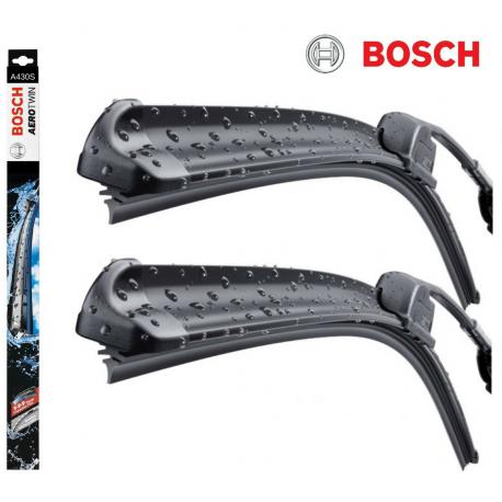 Υαλοκαθαριστήρες Αυτοκινήτου Bosch Aerotwin A430S