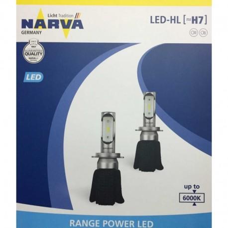 ΛΑΜΠΕΣ NARVA LED H7 12V 16W