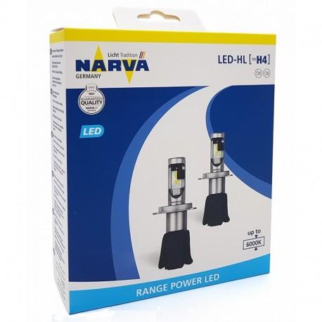 ΛΑΜΠΕΣ NARVA LED H4 12V 16W