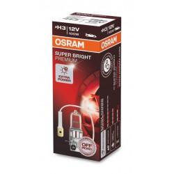 ΛΑΜΠΑ OSRAM ≠H3 12V 100W SUPER BRIGHT PREMIUM