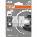 ΛΑΜΠΕΣ OSRAM W21/5W LEDRIVING® COOL WHITE 12V 1.7W LED 6000K