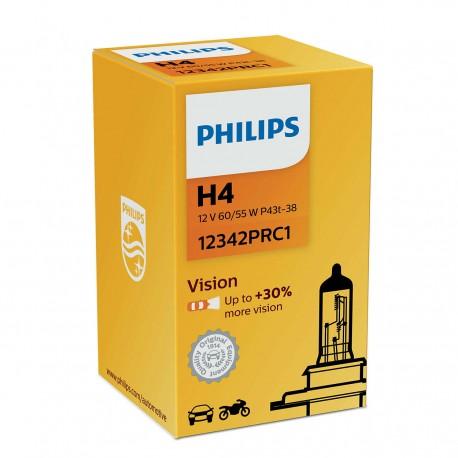ΛΑΜΠΑ PHILIPS H4 12V 60/55W VISION