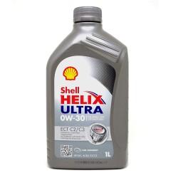 Λιπαντικό Κινητήρα SheLL Helix Ultra ECT C2/C3 0W30 1lt