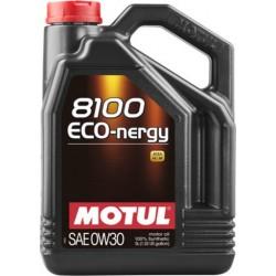 Λιπαντικό Κινητήρα Motul 8100 Eco-Energy 0W30 5lt