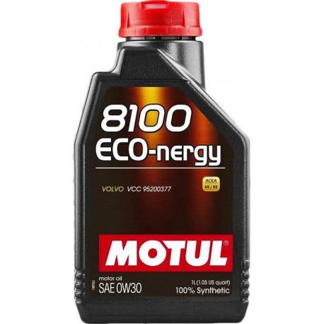 Λιπαντικό Κινητήρα Motul 8100 Eco-Energy 0W30 1lt