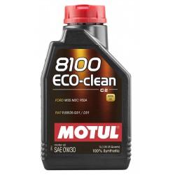 Λιπαντικό Κινητήρα Motul 8100 Eco-Clean 0W30 1lt