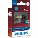 Λάμπα Philips Festoon X-Treme Ultinon Led 43mm 6000K 24V 1W