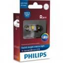 Λάμπα Philips Festoon X-Treme Ultinon Led 43mm 6000K 24V 1W