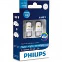 Λάμπες Philips T10 X-Treme Ultinon Led 4000K 12V 1W