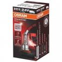 Λάμπα Osram Η11 24V 70W Truckstar Pro +100% Περισσότερο Φως