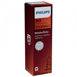 Λάμπα Philips H3 24V 70W Master Duty