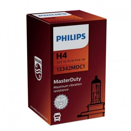Λάμπα Philips H4 24V 75/70W Master Duty