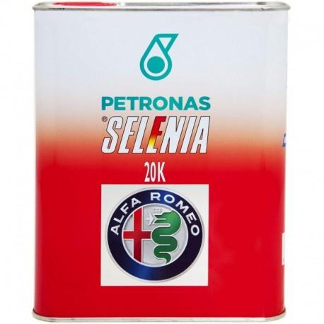 Λιπαντικό Κινητήρα Selenia 20K Alfa Romeo 10w40 2lt