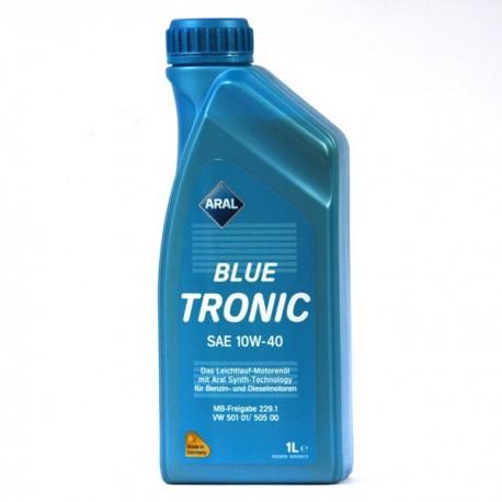 ΛΙΠΑΝΤΙΚΟ ΚΙΝΗΤΗΡΑ ARAL BLUE TRONIC 10W/40 1LT
