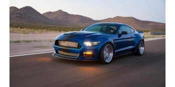 Widebody concept από Shelby